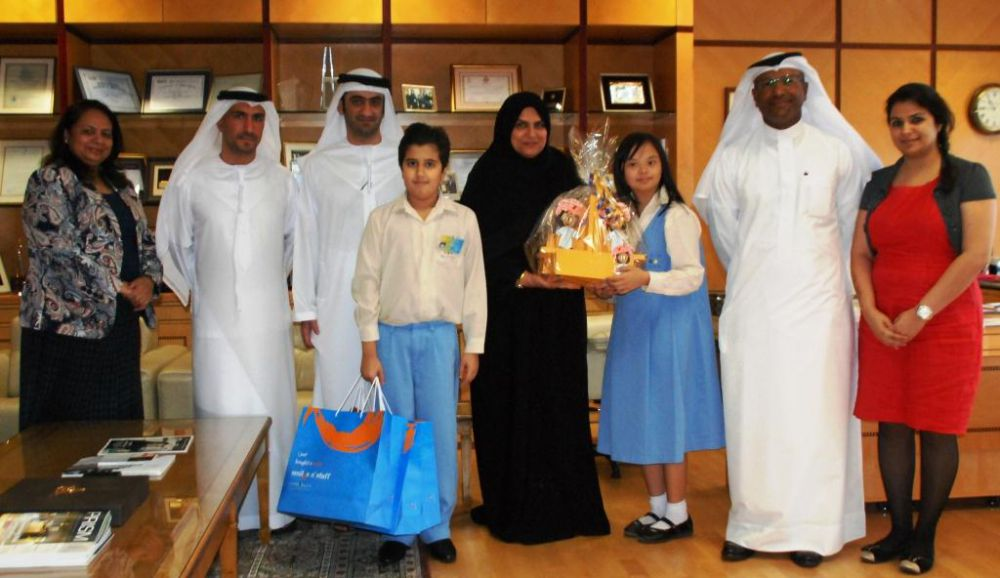 Visit to Al Noor Autism Center