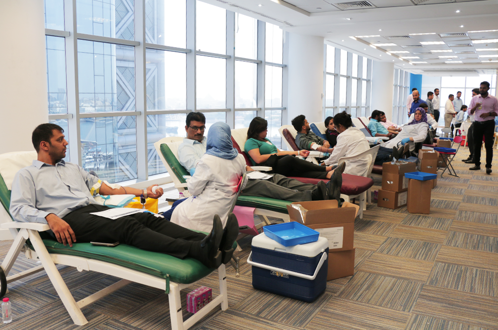 Scientechnic Participate in Blood Donation Drive